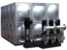 管网叠压(无负压)供水设备