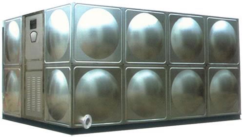 智能箱泵一体化(生活)